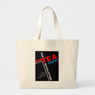 Stop Unfair Taxation Tote Bags