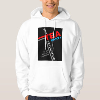 Stop Unfair Taxation Hooded Pullover