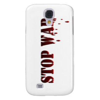 Stop War Galaxy S4 Cases