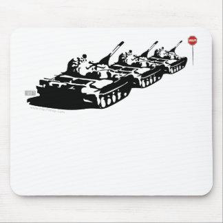 Stop War Mouse Pad