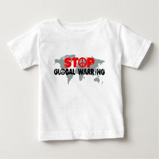Stop War-Peace sign Baby T-Shirt