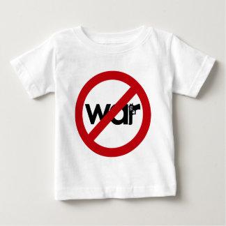 Stop  Wars Baby T-Shirt