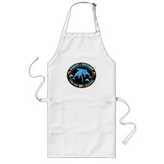 Stop Whale Hunting Long Apron