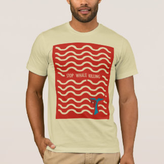 Stop Whaling T-Shirt