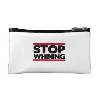 Stop Whining Makeup Bag
