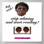 Stop Whining, Start Reading! Print