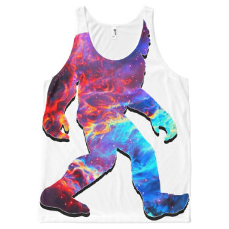 STOP YETI All-Over-Print TANK TOP