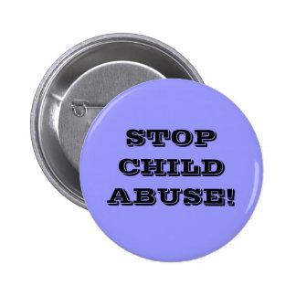 STOPCHILD ABUSE! PINS