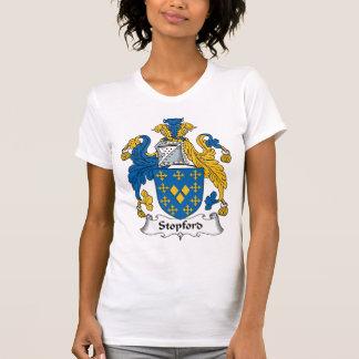 Stopford Family Crest Tee Shirt