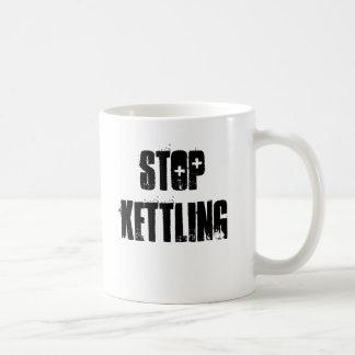 STOPKETTLING COFFEE MUG