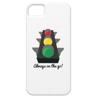 Stoplight_AlwaysOnTheGo iPhone 5 Carcasa