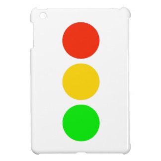 Stoplight Colors Cover For The iPad Mini