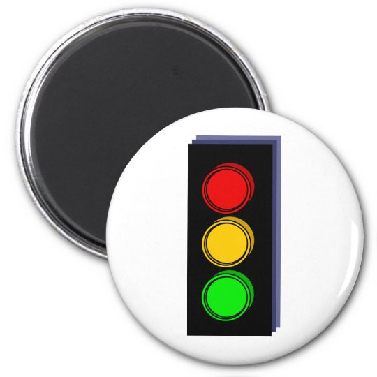 Stoplight Extruded Magnet