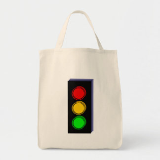 Stoplight Extruded Tote Bag