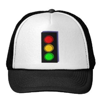 Stoplight Extruded Trucker Hat