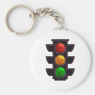 Stoplight Key Chains