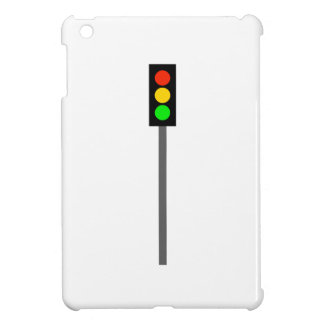 Stoplight on Pole iPad Mini Cover