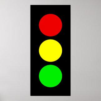 Stoplight Print