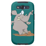 stopped in his tracks silly elephant cartoon galaxy SIII covers