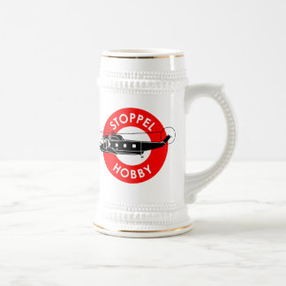 Stoppel Hobby (ADD YOUR OWN TEXT) Beer Stein