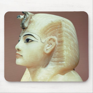 Stopper from one of the canopic urns mouse pad