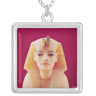 Stopper from one of the canopic urns necklace