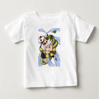 Stopping permission! Empty tsu Kazetarou English Baby T-Shirt