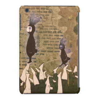 Stopping the footsteps 2012 iPad mini cover