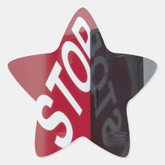 StopSignLocker122312 copy.png Pegatina En Forma De Estrella