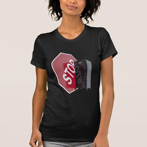 StopSignLocker122312 copy.png Tee Shirts