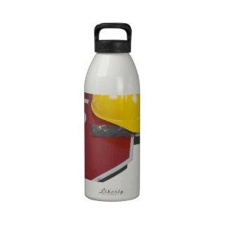 StopSignPoleConstructionHat051913.png Botellas De Agua Reutilizables