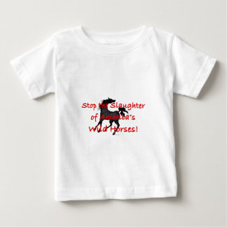 StopTheSlaughter Baby T-Shirt