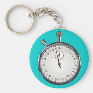 Stopwatch Keychain