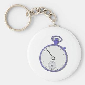 Stopwatch Keychains