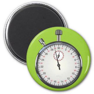 Stopwatch Magnet