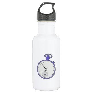 Stopwatch 18oz Water Bottle