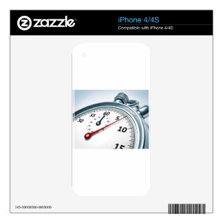 stopwatch skins for the iPhone 4S