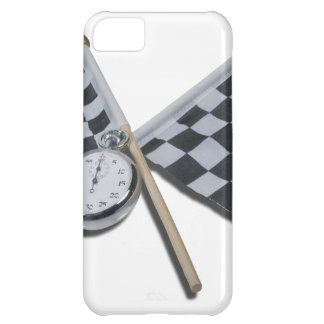 StopwatchCheckeredFlags111112 copy.png iPhone 5C Cases