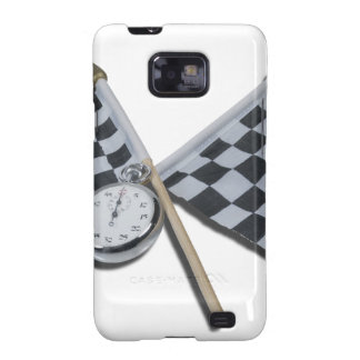 StopwatchCheckeredFlags111112 copy.png Samsung Galaxy SII Cases