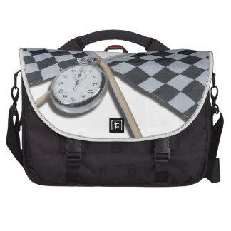 StopwatchCheckeredFlags111112 copy.png Laptop Commuter Bag