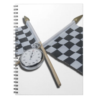StopwatchCheckeredFlags111112 copy.png Spiral Note Books
