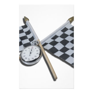 StopwatchCheckeredFlags111112 copy.png Customized Stationery