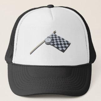 StopwatchRacingFlag111112 copy.png Trucker Hat