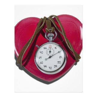 StopwatchRedHeart111112 copy png Letterhead Design