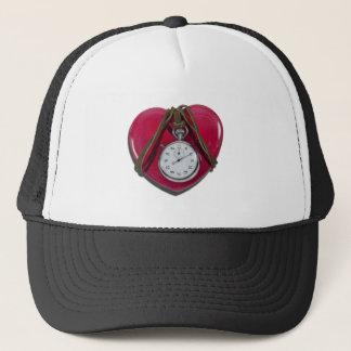 StopwatchRedHeart111112 copy.png Trucker Hat
