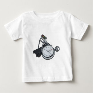 StopwatchTreadmill111112 copy.png Baby T-Shirt