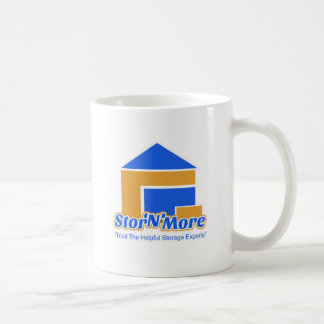 Stor N More Storage Logo Coffee Mugs