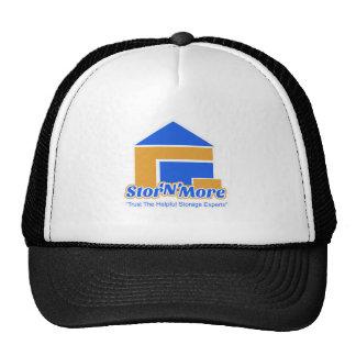 Stor N More Storage Logo Hat