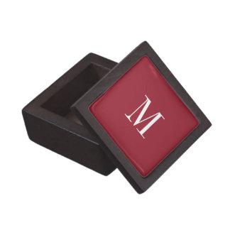 Storage Box - Initial Premium Gift Box