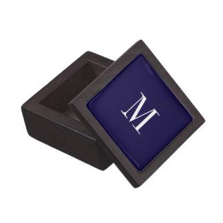 Storage Box - Initial Premium Jewelry Box